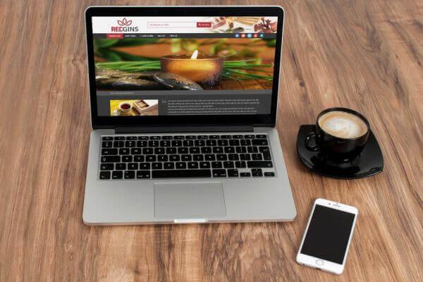 thiết kế website doanh nghiệp hcm