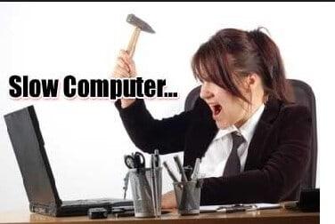 Tăng tốc độ máy tính