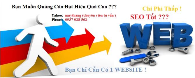Website bán hàng chuẩn seo