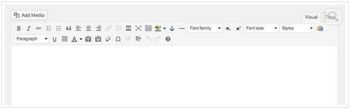 Hướng dẫn kích hoạt các nút soạn thảo ẩn trong WordPress