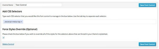 sử dụng Google Fonts trong WordPress