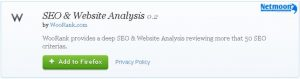 seo va website analytic