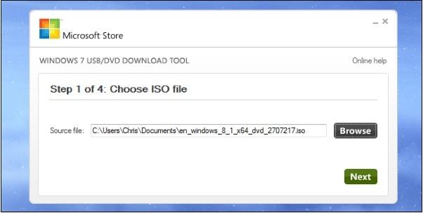 ISO win 8 8.1
