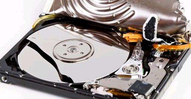 5 cách tránh những lỗi thường gặp trên ổ cứng