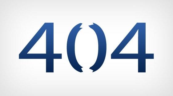 Chuyển hướng link 404