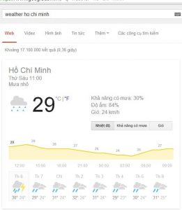 weather google
