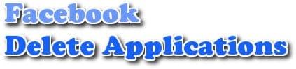 Xóa ứng dụng rác trong Facebook