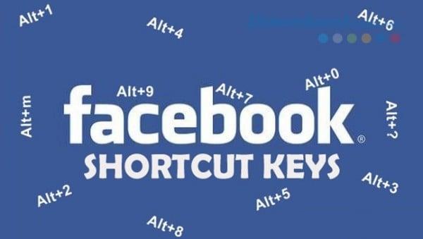 Tổng hợp các phím tắt hữu ích trong Facebook