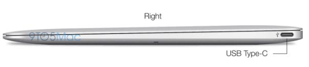 Thế hệ Macbook Air mới thậm chí còn mỏng hơn các sản phẩm trước của Apple