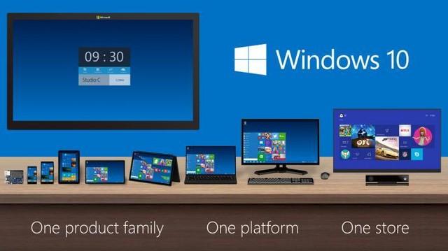 Windows 10 là hệ điều hành được giới công nghệ chờ đợi trong suốt thời gian qua