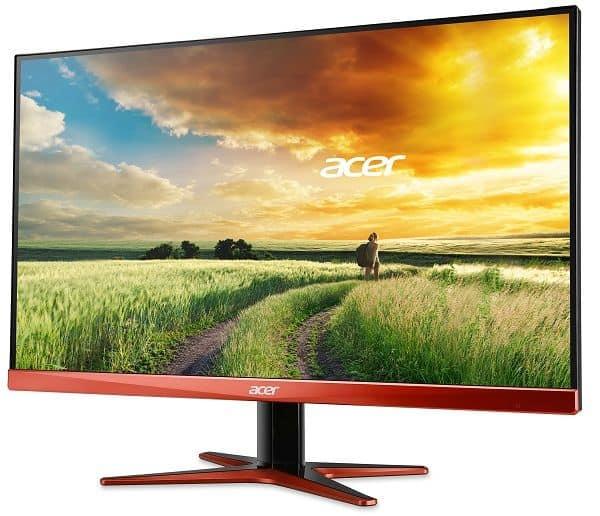 Acer XB270HU sở hữu công nghệ GSync, tốc độ refresh cực nhanh 144Hz