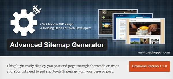 XML Sitemap tốt nhất cho WordPress - Advanced Sitemap generator