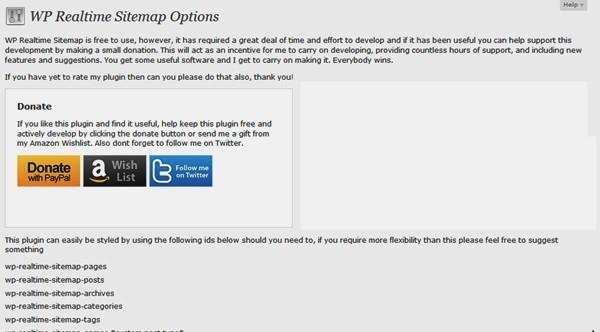 XML Sitemap tốt nhất cho WordPress - WP Realtime Sitemap Plugin