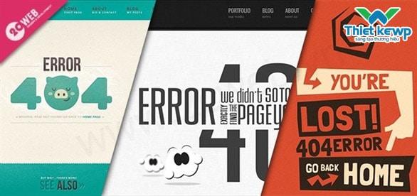 Những lỗi thiết kế website phá hủy thương hiệu kinh doanh