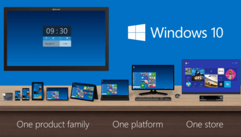 Windows 10 ra mắt hè 2015