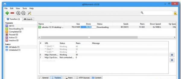 Những phần mềm tải Torrent tốt nhất hiện nay - qBittorrent