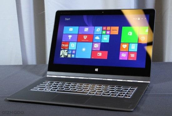 Thương hiệu laptop nào được ưa chuộng nhất trên thị trường - LENOVO