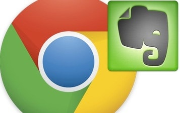 10 Plug in Chrome cho doanh nghiệp - Evernote