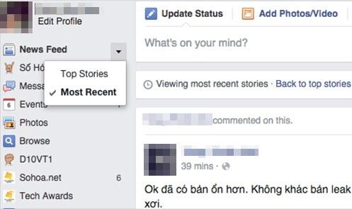 5 cài đặt giúp nâng cao trải nghiệm trên Facebook