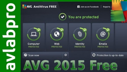 Top 10 những phần mềm diệt virus tốt nhất hiện nay- AVG