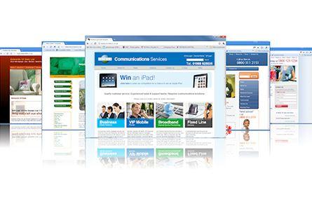 Tạo web theo lĩnh vực là cơ hội quảng bá thương hiệu doanh nghiệp