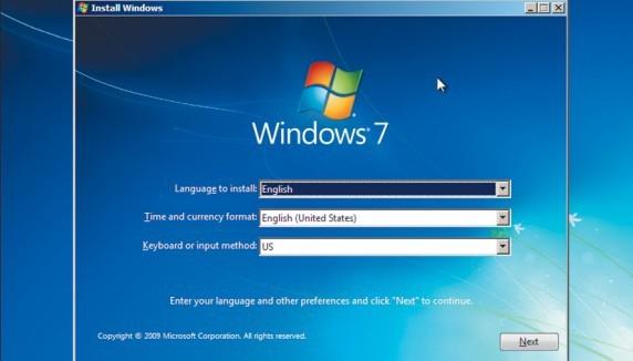 Cách lấy lại mật khẩu trên Windows 7