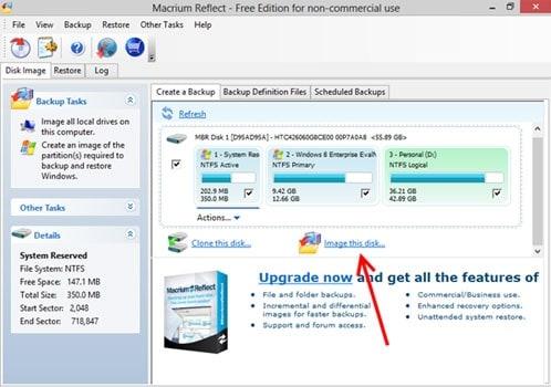 Công cụ miễn phí giúp sao lưu dữ liệu an toàn cho máy tính