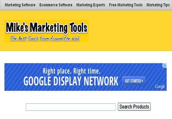 Mike's Marketing Tools