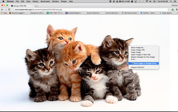 Những thủ thuật hữu ích cho người dùng Google Drive