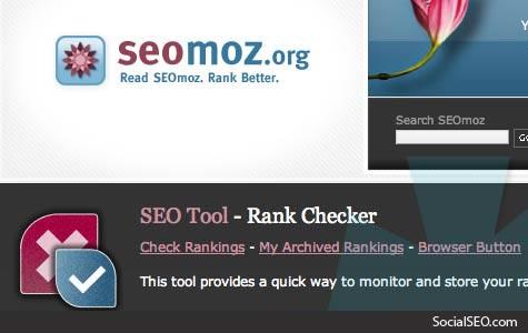 Công cụ SEOmoz's Page Strength Tool