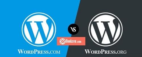 Sự khác biệt giữa WordPress.com và WordPress.org
