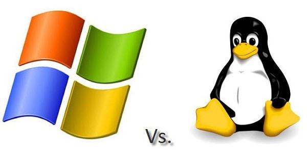 Sự khác biệt giữa hosting Linux và Window?
