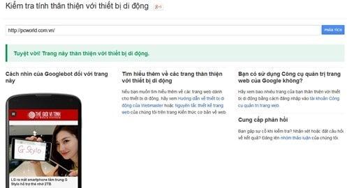Những điều cần biết về thuật toán Google Mobilegeddon