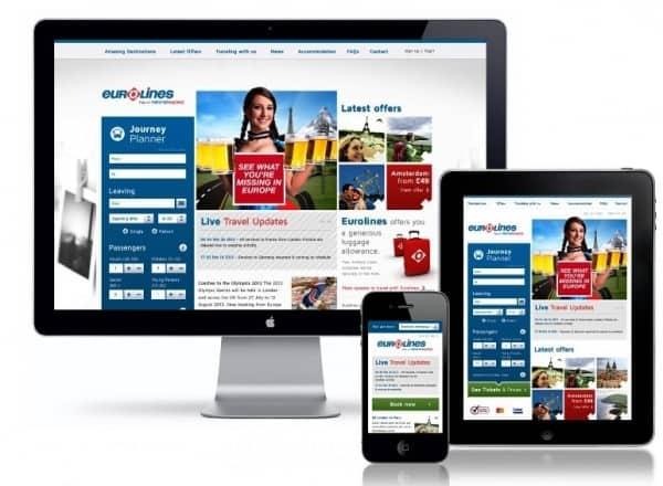 Xu hướng thiết kế web 2015 - Thiết kế web mobile
