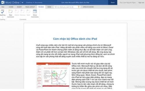 Những ứng dụng nền web mạnh mẽ và hữu ích mà không cần cài đặt- Google Drive và OneDrive