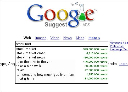 Công cụ Google Suggest