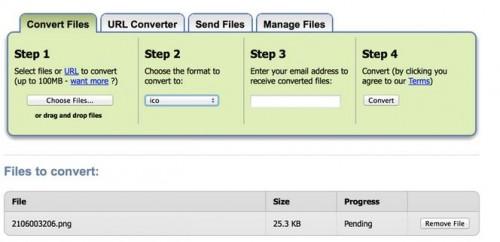 Những ứng dụng nền web mạnh mẽ và hữu ích mà không cần cài đặt- Zamzar và FreeFileConvert