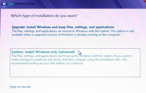 Các bước chuẩn bị khi cài nhiều hệ điều hành cho máy tính