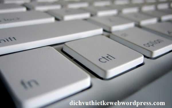 Phím tắt trên bàn phím máy tính