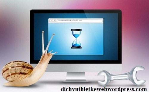 Những biện pháp đối phó với internet bị chậm