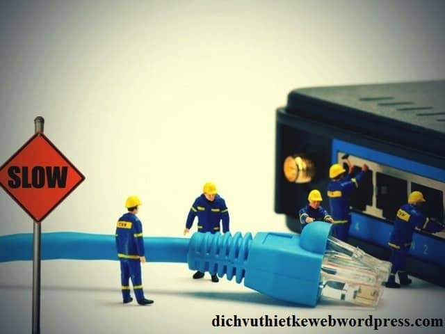 Mạng internet chậm