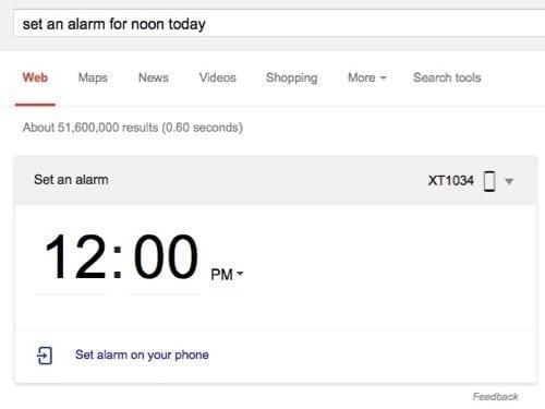 6 tác vụ Android có thể thực hiện từ Google Search