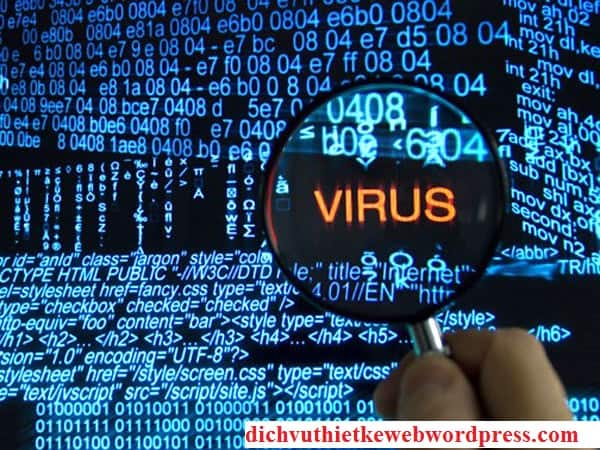 Virus máy tính