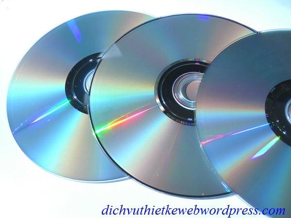 Những thủ thuật khi sử dụng đĩa DVD