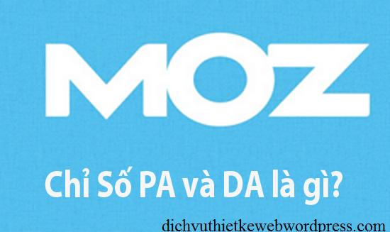 Sử dụng MOZ để kiểm tra PA,DA
