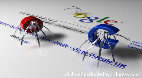 Con bọ của google