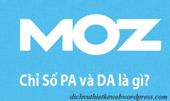 Chỉ số PA và DA