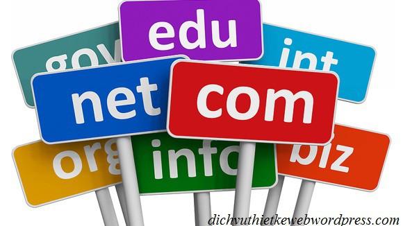 Tên miền (Domain name)
