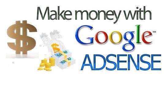 Hướng dẫn cách kiếm tiền trên mạng với Google Adsense