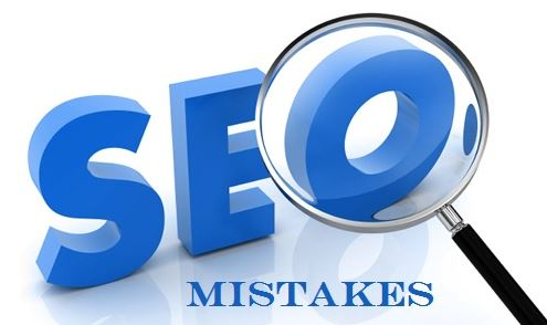 Một số sai lầm phổ biến trong SEO